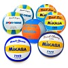 Lot de ballons de beach-volley