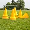 Lot de cônes, Cône 30 cm, jaune
