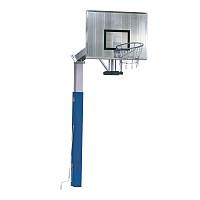 Sport-Thieme® Basketballanlage 'Fair Play Silent' mit Höhenverstellung