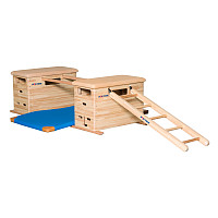 Sport-Thieme Mini-Sprungkasten-Set