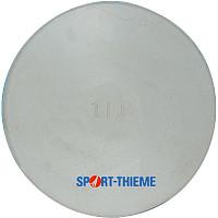 Sport-Thieme Übungsdiskus aus Gummi