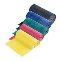 TheraBand Lot de 5 bandes d'exercice