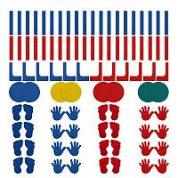 Sport-Thieme Bodenmarkierungs-Set
