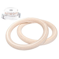 """Fitwood Gym Rings """"Adult"""""""