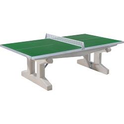 Sport-Thieme Table de tennis de table en béton polymère « Premium »