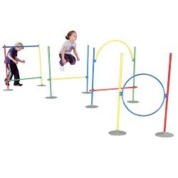 Sport-Thieme® Spiel-Parcours-System Set