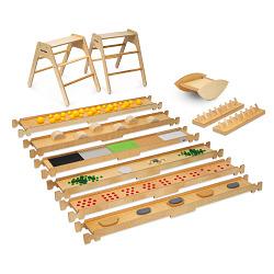 Erzi® Grosses Balance-Spazierweg Set