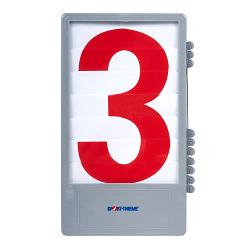 Trenas Ziffernkassette für manuelle Anzeigetafel