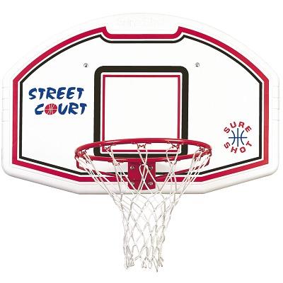 """Basketball-Wandanlage """"Home"""""""