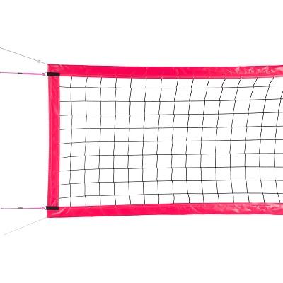 Beachvolleyball Turniernetz für Spielfeld 18x9 m