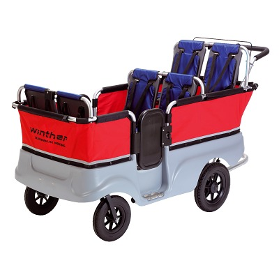 Winther® Kinderbus Turtle