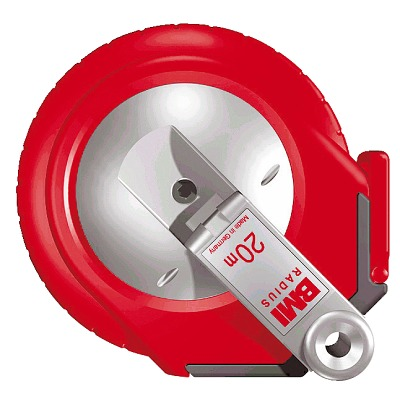 BMI® Stahlbandmass