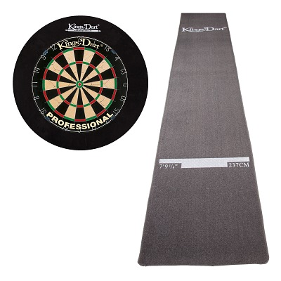 Kings Dart® Profi Turnier-Set