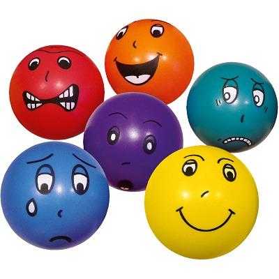 "Ballset ""Emotional Faces"""