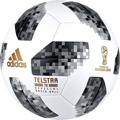 """Adidas® Fussball """"Telstar 18 OMB"""""""