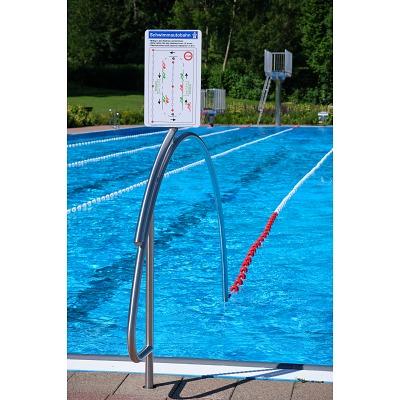 """Sport-Thieme Schwimmautobahn """"Competition"""""""