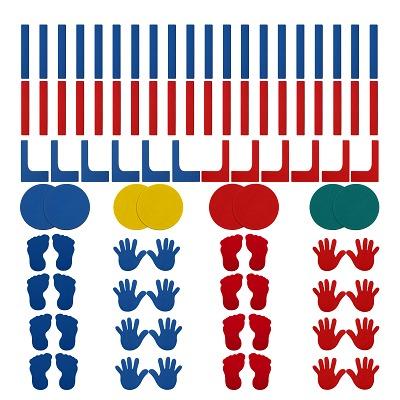 Sport-Thieme Bodenmarkierungs-Set II