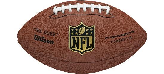 Ballon de football américain Wilson® NFL « The Duke » Replica