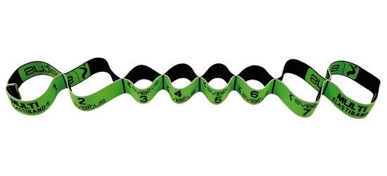 Bande élastique Sveltus « Multi » 10 kg, vert