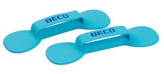 Beco Aqua-BeFlex Handpaddles Türkis