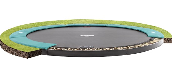 berg sports trampolin flatground champion kaufen sport. Black Bedroom Furniture Sets. Home Design Ideas