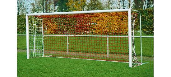 But de football Junior 5x2 m, transportable, modèle conforme aux directives de l'ASF Angles d'assemblage vissés