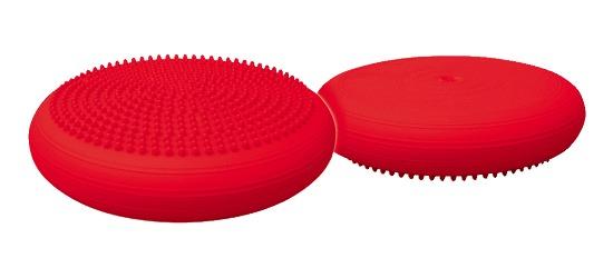 Coussin ballon Togu® Ballkissen® « Dynair® Senso XL » Rouge