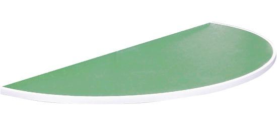 Demi-plateau pour table « Rondo »