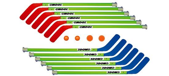 """Dom Hockeyschläger-Set """"Junior"""""""