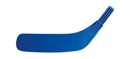 Dom Lame de rechange pour crosse de hockey « Junior » Lame bleue