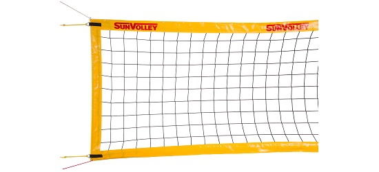 Filet de beach-volley SunVolley® « Plus »