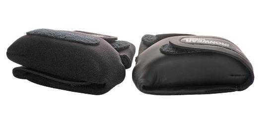 Gants lestés Ironwear® « Hand Irons™ » 2x 0,45 kg