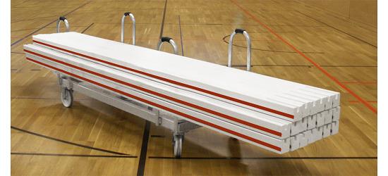 Hallen-Hockeybande Mit Kunststoffprallschutz