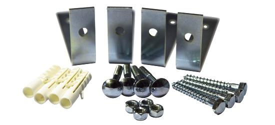 Kit de montage Sport-Thieme®, court