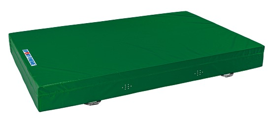 Matelas de chute Sport-Thieme Type 7 Vert, 300x200x40 cm