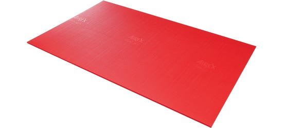 Natte de gymnastique Airex® « Atlas » Rouge