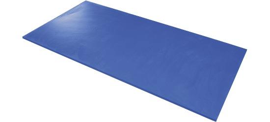 Natte de gymnastique Airex® « Hercules » Bleu
