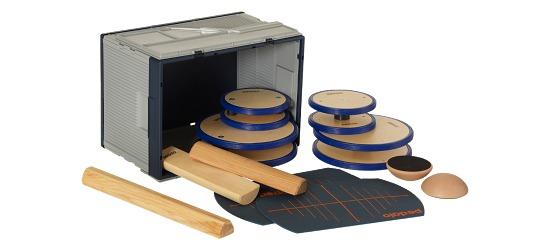 Parcours d'équilibre Pedalo® «Balance-Box»