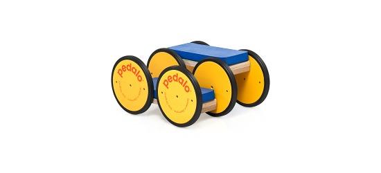 Pedalo® « Classic » Avec pneus noirs