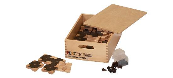 Pertra Konzentrationsbox