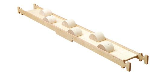 Planche d'équilibre Erzi® « Rondins »