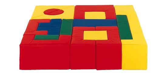 Riesen-Bausteine Grosses Set