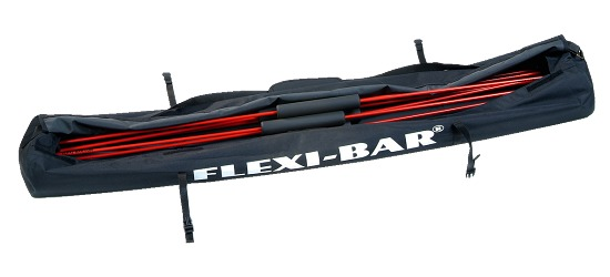 Sac de transport Flexi-Bar® Pour 10 barres Flexi-Bar