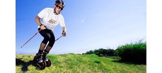 """Skike® Cross-Skater """"V7 Plus"""""""