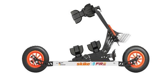 """Skike Cross-Skater """"V9 Fire 150"""""""