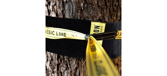 Slackline Gibbon® « Classic X13 » 15 m