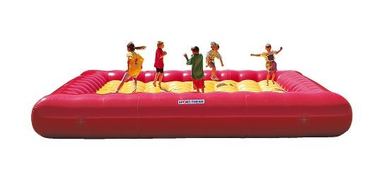 Sport-Thieme® Airtramp 6x6 m