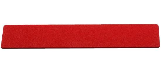 Sport-Thieme Bodenmarkierung Linie, 35 cm, Rot
