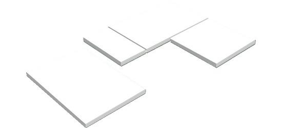 Sport-Thieme Bodenmatten für Snoezelen-Räume LxBxH: 72,5x72,5x15 cm