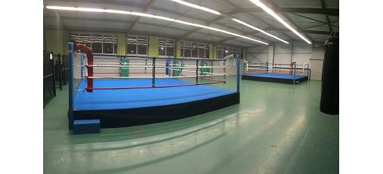 """Sport-Thieme® Boxring """"Training"""" 5x5 m"""